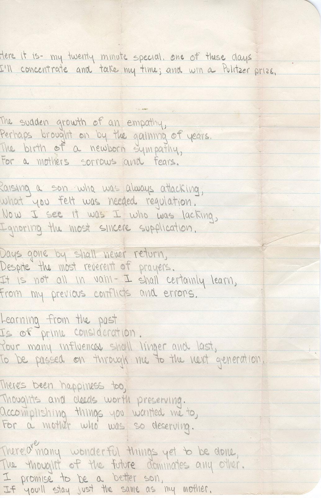 Bill_Poem